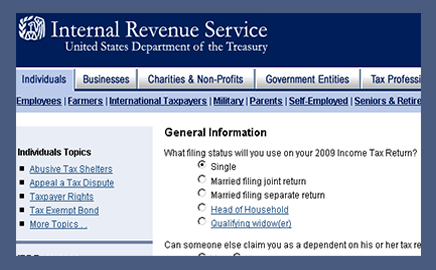 Irs tax calculator | businesscents for small businesses.